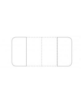 Сборка 4-х компонентная магнитно-маркерная 3920x1980 Magnetoplan Infinity Wall X Set MM2 (1041400)