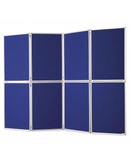 Стена модерационная складная 2440x1810 Magnetoplan Presentation Wall (1101016)