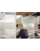 Перегородка акрил-ферромагнитная 1000x1800 Magnetoplan Room Divider Acrylic Magnetostrip (1103880)