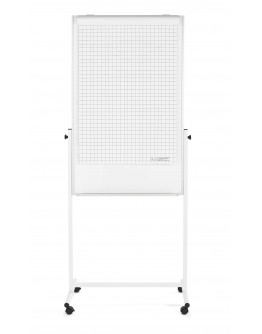 Доска 3-в-1 750x1200 Magnetoplan Universal-Board Felt-Gray Mobile (11112101)