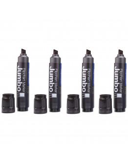 Маркеры для бумаги Magnetoplan Jumbo Black Set (1111501)