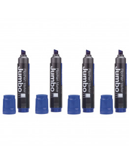 Маркеры для бумаги Magnetoplan Jumbo Blue Set (1111503)