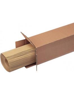 Бумага модерационная 1100x1400 коричневая Magnetoplan Pinboard Brown Paper Set (1111557)