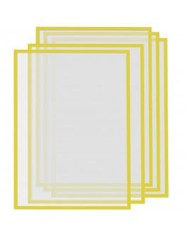 Рамки магнитные A3 желтые Magnetofix Frame Yellow Set (1130402)