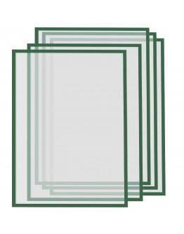 Рамки магнитные A3 зеленые Magnetofix Frame Green Set (1130405)
