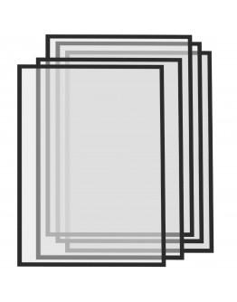 Рамки магнитные A3 Magnetofix Frame Black Set (1130412)