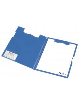 Клипборд-папка магнитная A4 Magnetoplan Clipboard Folder Blue (1131603)