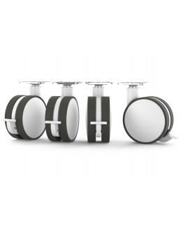 Колеса опорные IW&TH Magnetoplan Wheel Set (1146099)