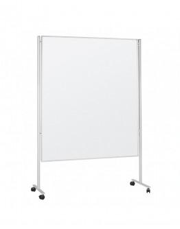 Доска коммуникационная мобильная 1200x1500 Magnetoplan Whiteboard Systemboard Mobile (1201100M)