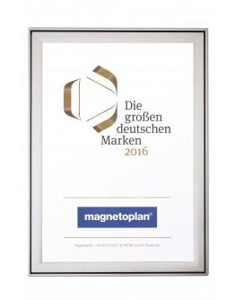 Рамка информационная клипсовая 264x351,A4 Magnetoplan Snap Frame CC (12162)