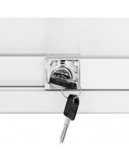 Замок витринный цилиндрический Magnetoplan Classic Lock Kit (1218098)