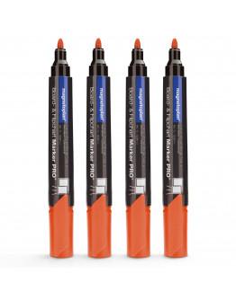 Маркеры универсальные оранжевые Magnetoplan PRO+ Orange Set (1228144)
