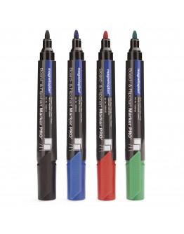 Маркеры универсальные разноцветные Magnetoplan PRO+ Assorted Set (12281)