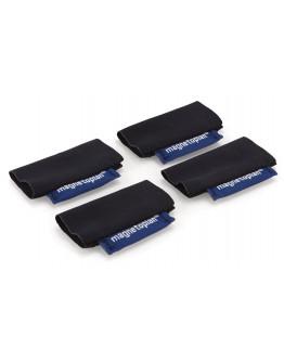 Чехлы для маркеров магнитные 4 шт. Magnetoplan magnetoSleeve Set (12284)