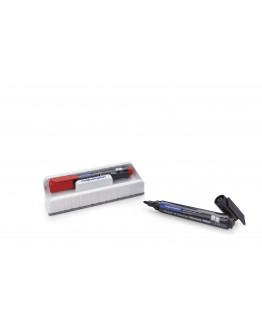 Стиратель-держатель магнитный Magnetoplan Base-Kit (12290)