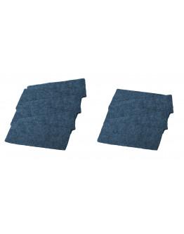 Салфетки войлочные к стирателю 12293 Magnetoplan Blotting Felt Set (1229301)
