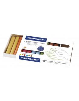 Мелки цветные Magnetoplan Сhalk Assorted Set (12306)
