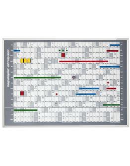 Планировщик года 865x625 Magnetoplan Year Planner (12353xx)