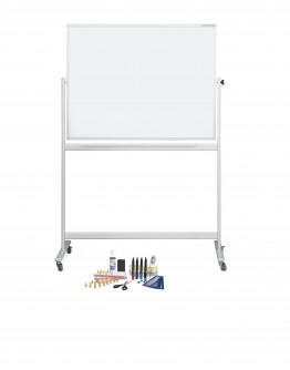 Планировщик мобильный 1200x900 Magnetoplan SCRUM-board Mobile Standard-Set (1240499)