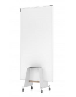 Система магнитно-маркерная мобильная 900x1780 Magnetoplan Design-Thinking Whiteboard-Kit (12412192)