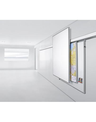 Экран-доска для проектора рельсовая 1500x1500 Magnetoplan Projectionboard (1241715)