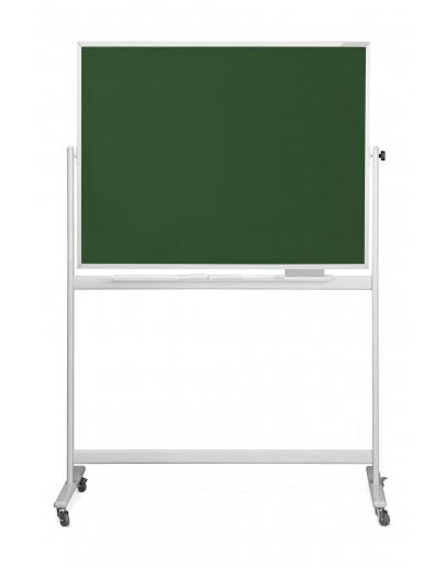 Доска меловая мобильная оборотная 1500x1000 Magnetoplan Chalkboard SP Rotating Mobile (1242395)