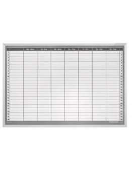Планировщик недели 920x625 Magnetoplan Weekly Planner CC (1249107S)
