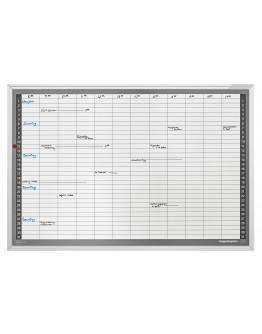 Планировщик месяца почасовой 920x625 Magnetoplan Monthly Planner CC (1249512S)