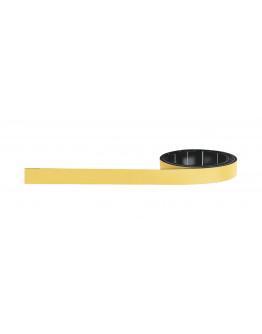 Лента магнитная маркировальная 1x10 Magnetoflex Yellow (1261002)