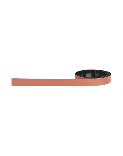 Лента магнитная маркировальная 1x10 оранжевая Magnetoflex Orange (1261044)