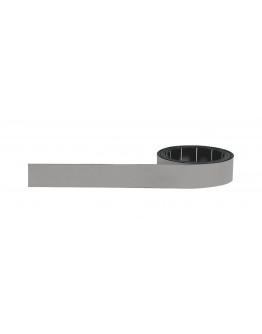 Лента магнитная маркировальная 1x15 Magnetoflex Gray (1261501)