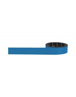 Лента магнитная маркировальная 1x15 Magnetoflex Blue (1261503)