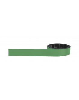 Лента магнитная маркировальная 1x15 Magnetoflex Green (1261505)