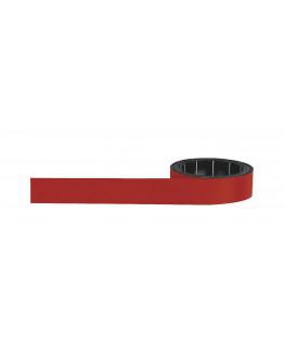 Лента магнитная маркировальная 1x15 Magnetoflex Red (1261506)