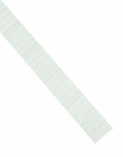 Карточки этикеточные 40x10 белые Magnetoplan Ferrocard Labels White Set (1284100)