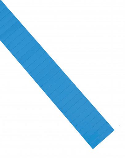 Карточки этикеточные 50x10 синие Magnetoplan Ferrocard Labels Blue Set (1284203)