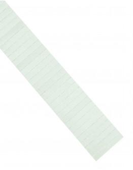 Карточки этикеточные 60x10 белые Magnetoplan Ferrocard Labels White Set (1284500)
