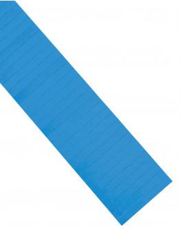 Карточки этикеточные 80x10 синие Magnetoplan Ferrocard Labels Blue Set (1284603)