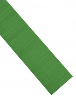 Карточки этикеточные 80x10 зеленые Magnetoplan Ferrocard Labels Green Set (1284605)