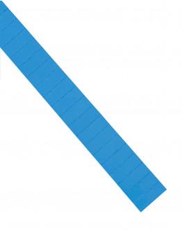 Карточки этикеточные 40x15 Magnetoplan Ferrocard Labels Blue Set (1286103)