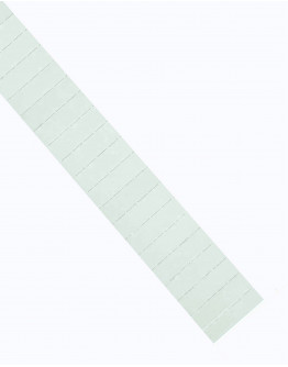 Карточки этикеточные 50x15 белые Magnetoplan Ferrocard Labels White Set (1286200)
