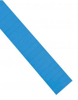 Карточки этикеточные 60x15 синие Magnetoplan Ferrocard Labels Blue Set (1286303)