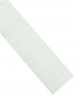 Карточки этикеточные 80x15 белые Magnetoplan Ferrocard Labels White Set (1286700)