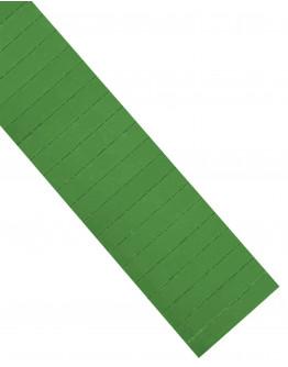 Карточки этикеточные 80x15 зеленые Magnetoplan Ferrocard Labels Green Set (1286705)