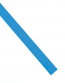 Карточки этикеточные 28x22 синие Magnetoplan Ferrocard Labels Blue Set (1286803)