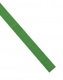 Карточки этикеточные 28x22 зеленые Magnetoplan Ferrocard Labels Green Set (1286805)