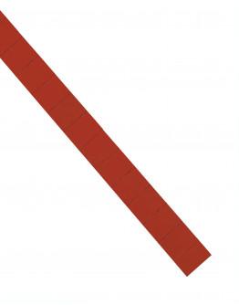 Карточки этикеточные 28x22 красные Magnetoplan Ferrocard Labels Red Set (1286806)