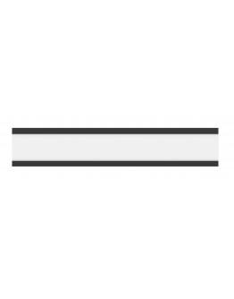 Окошки-стикеры магнитные 80x15 Magnetoplan C-profile Label Set (12880)