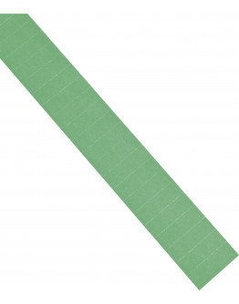 Карточки C-профиля 60x15 зеленые Magnetoplan C-Profil Label Green Set (1289305)