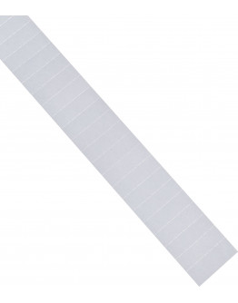 Карточки C-профиля 80x15 белые Magnetoplan C-Profil Label White Set (1289400)